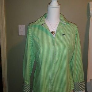 Aeropostale Women's Button Down Blouse